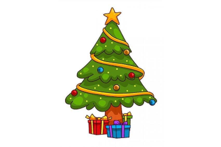 Άναμμα Χριστουγεννιάτικου Δένδρου
